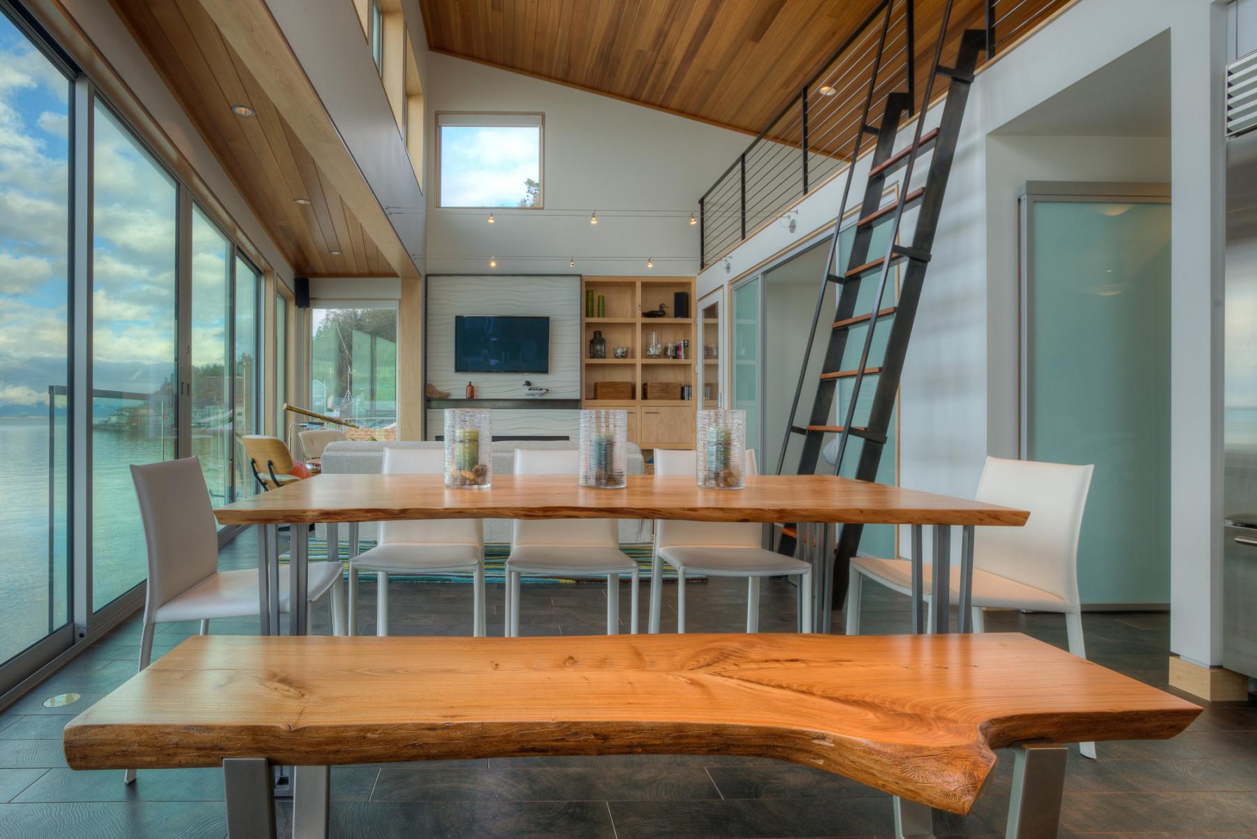 The Tsunami House by Designs Northwest Architect   Photo © Lucas Henning