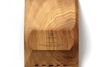Each Yohann is precisely milled from a solid wood in a traditional craftman's workshop in northern Italy, the heart of ...