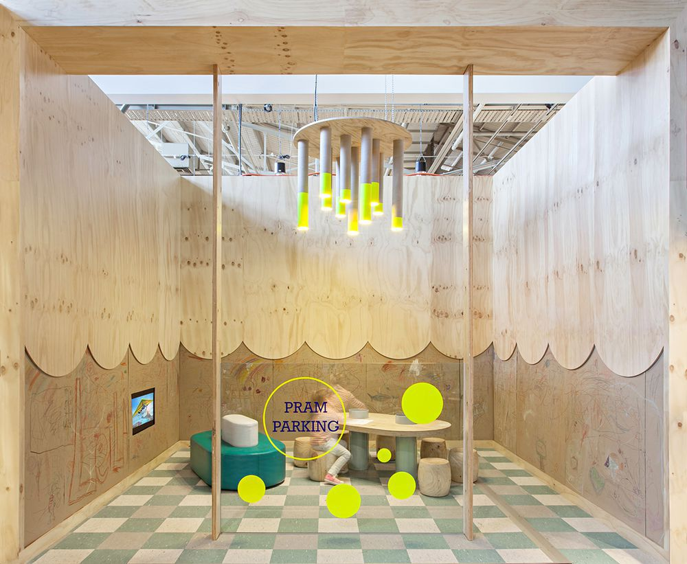 Playspace by Clare Cousins Architects | Photo © Lisbeth Grosmann