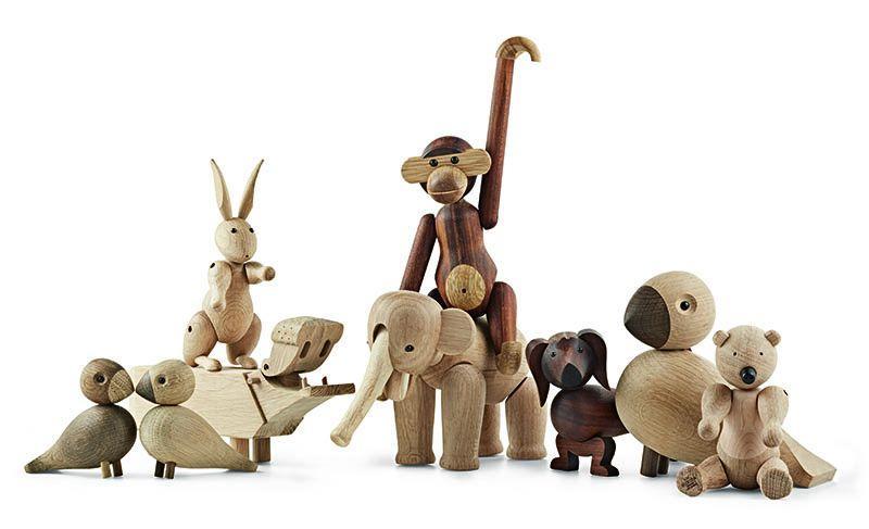 Wooden toys by Kay Bojesen