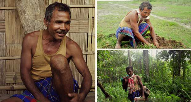 Indian man planted an entire forest by hand