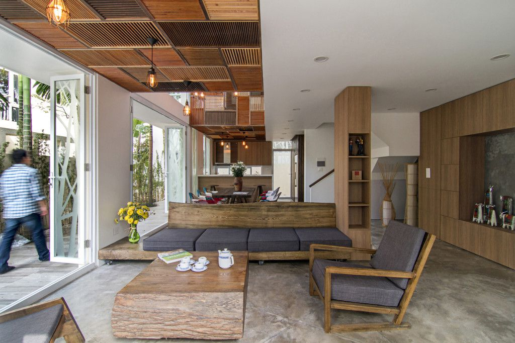 EPV House by AHL architects | Photo © Hoang Le