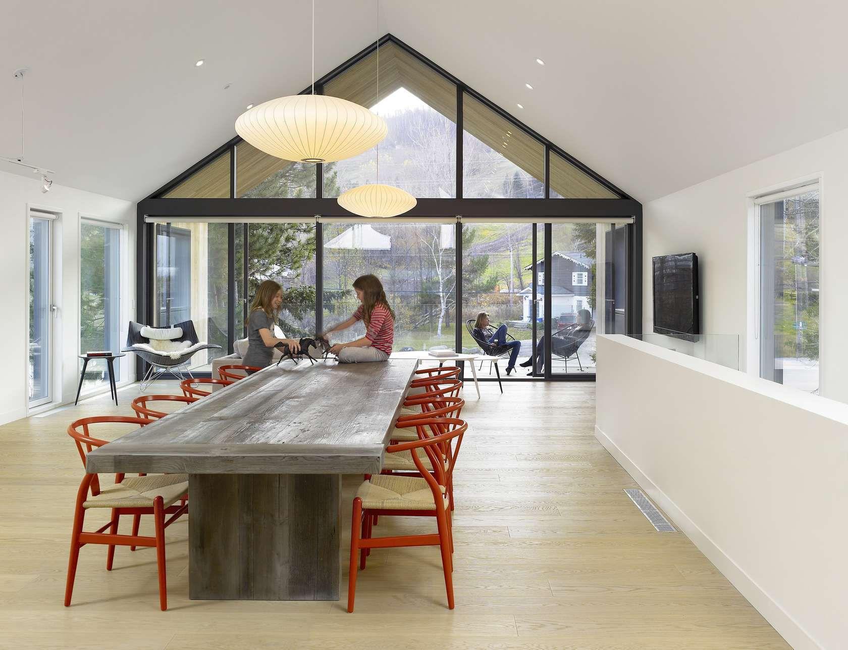 Maison glissade woodz - Maison style atelier ...