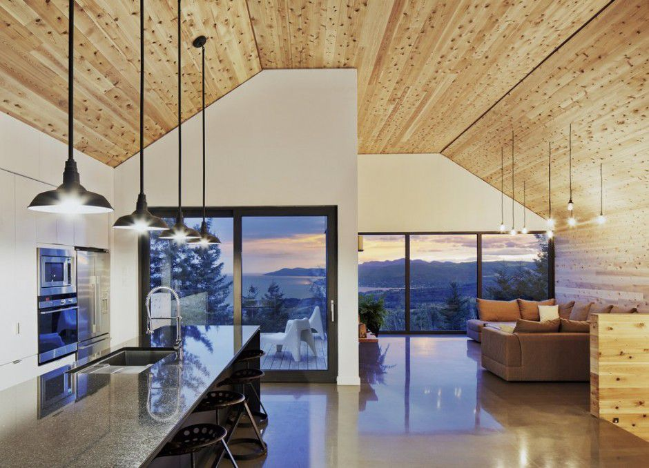 Malbaie VIII Residence by MU Architecture | Photo © Ulysse Lemerise Bouchard (YUL Photo)