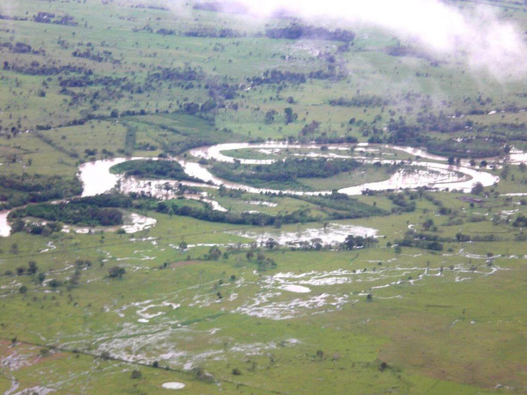 """""""The Atrato River in Lloro, Colombia"""""""