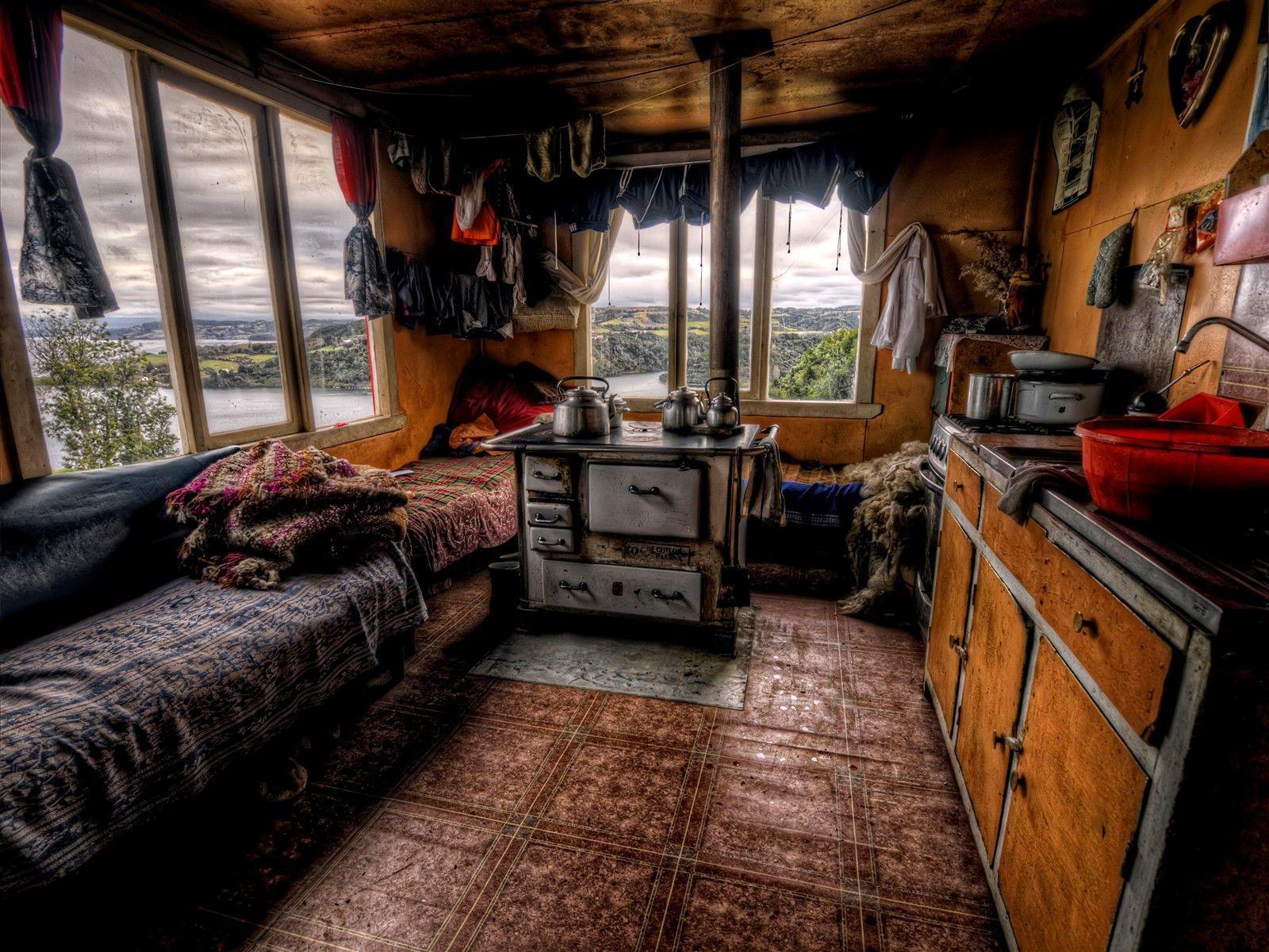 Fantastic 9 Cabin Interior Ideas Woodz Largest Home Design Picture Inspirations Pitcheantrous