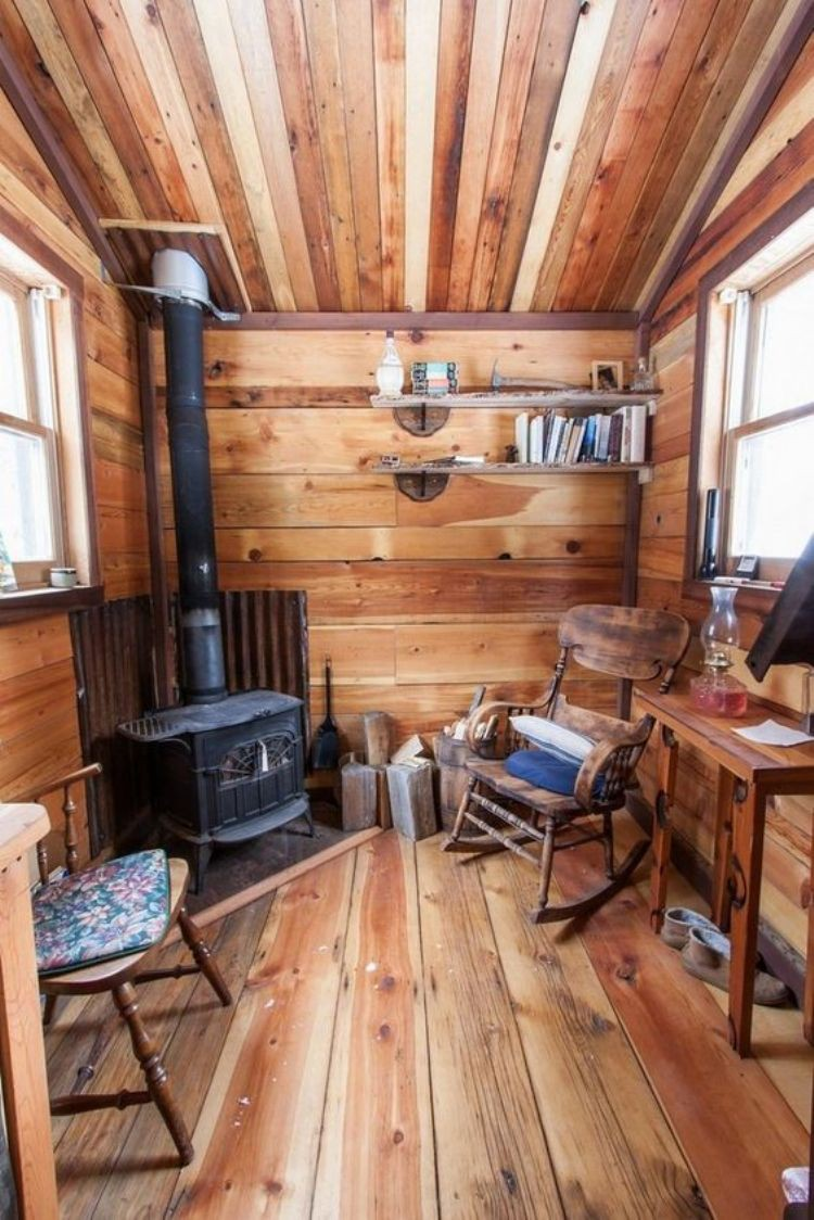 9 Cabin Interior Ideas Woodz
