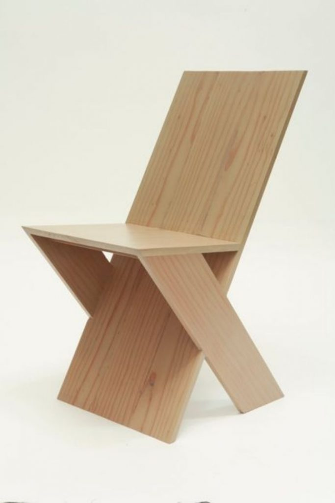 9 wooden chair ideas woodz for Wooden armchair designs