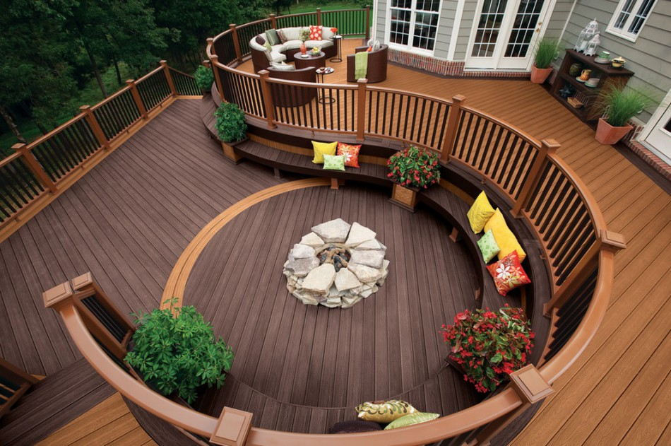 Decks can be very important extensions of a house, creating a nice transition between indoors and outdoors. They are a ...
