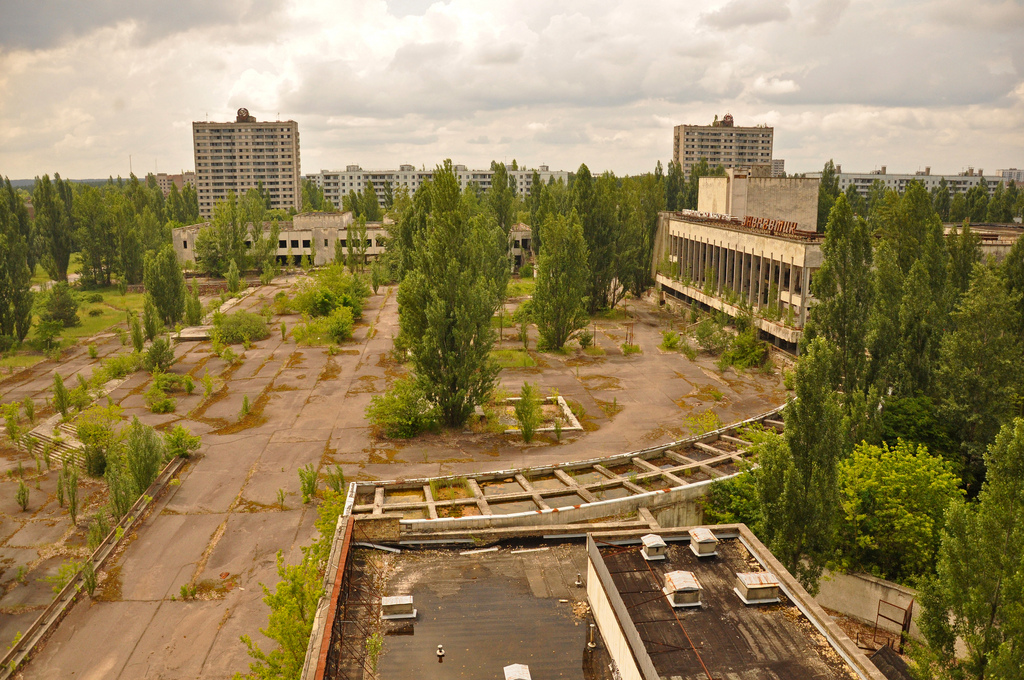 The story of chernobyl after 30 years