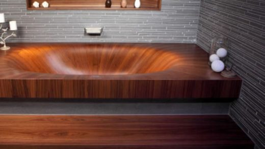 It doesn't get much better than soaking in a hot bath, relaxing your body and reducing stress after a long ...