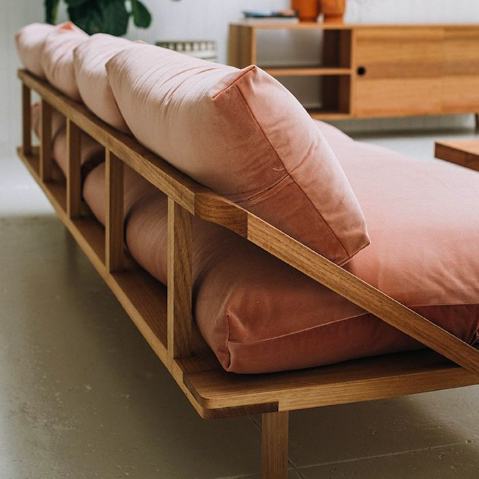 Wooden sofas ideas Woodz