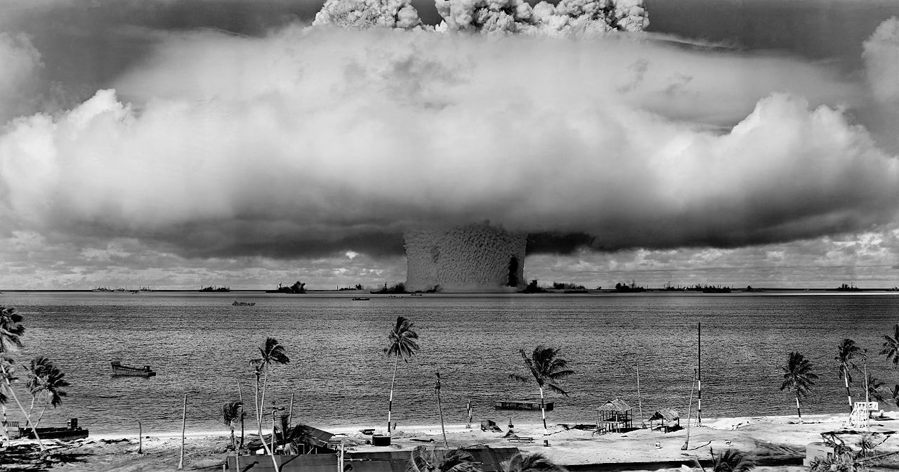 Bikini Island Still Too Radioactive 5 Decades After Atomic Bomb Tests