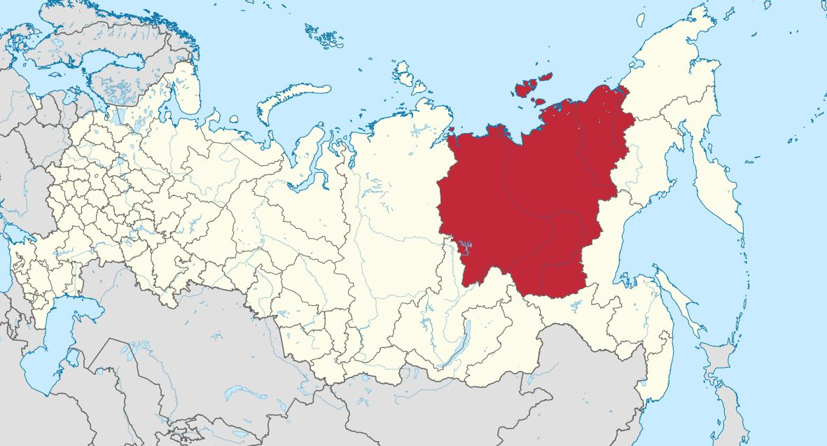 Siberia's gateway to the underworld crater is growing due to global warming