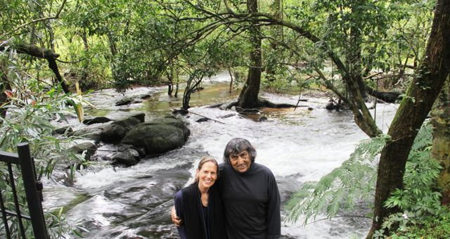 Couple Proves Nature Can Be Healed By Transforming Barren Land Into Sanctuary