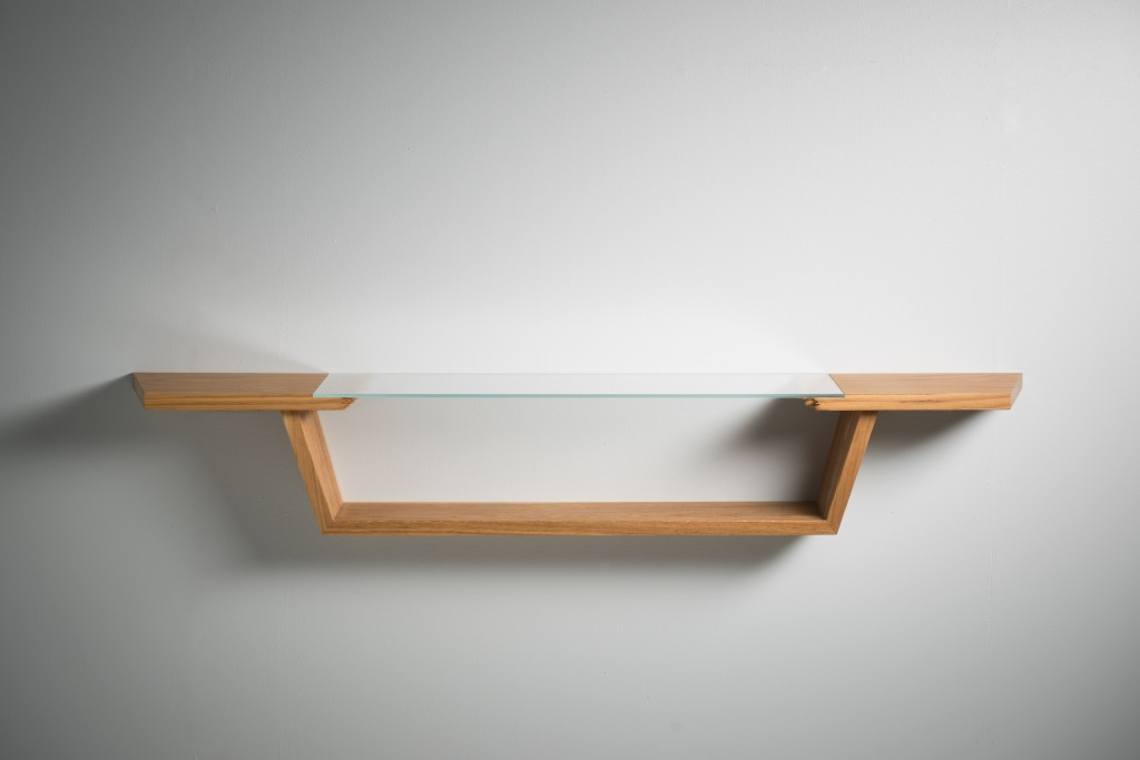 ... Salvaged Wood And Glass Turned Into Awesome Furniture ...