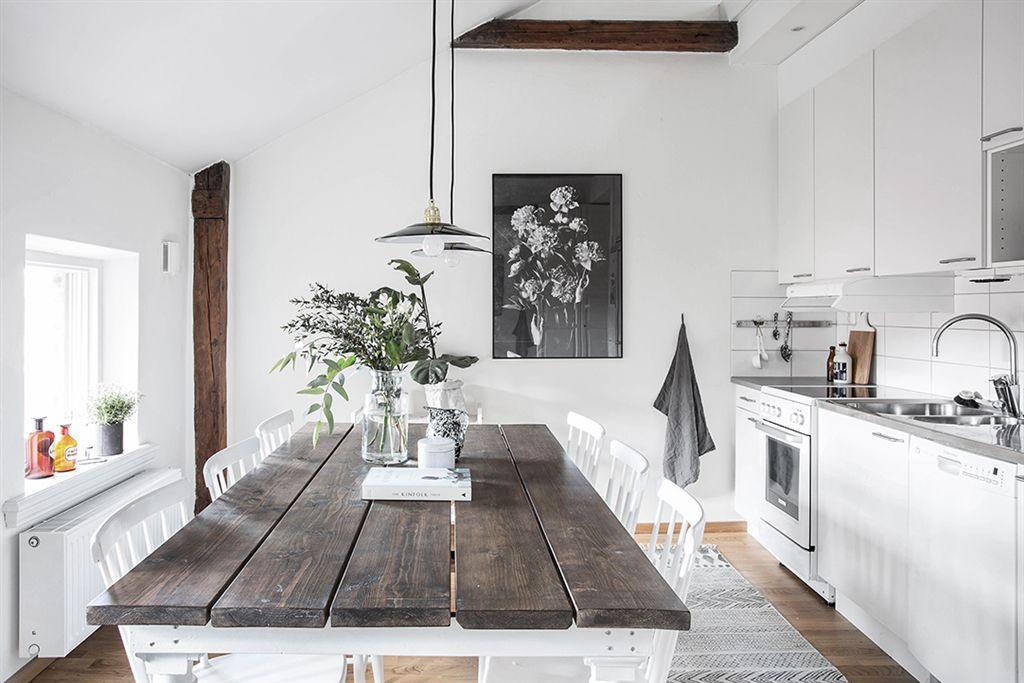 Scandinavian style apartment in Gothenburg (20)