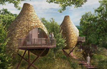 British luxury treehouse builder Blue Forest recently unveiled its plan to construct a low-impact vacation home development in the UK. ...