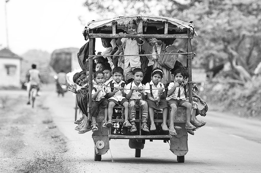 The Most Dangerous And Adventurous Journeys To School