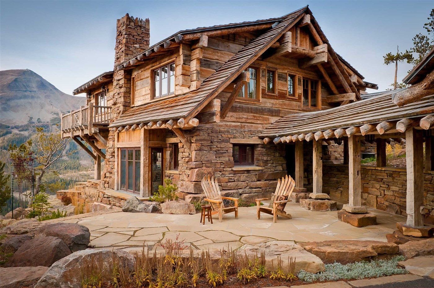 wood cabin, cozy design ideas