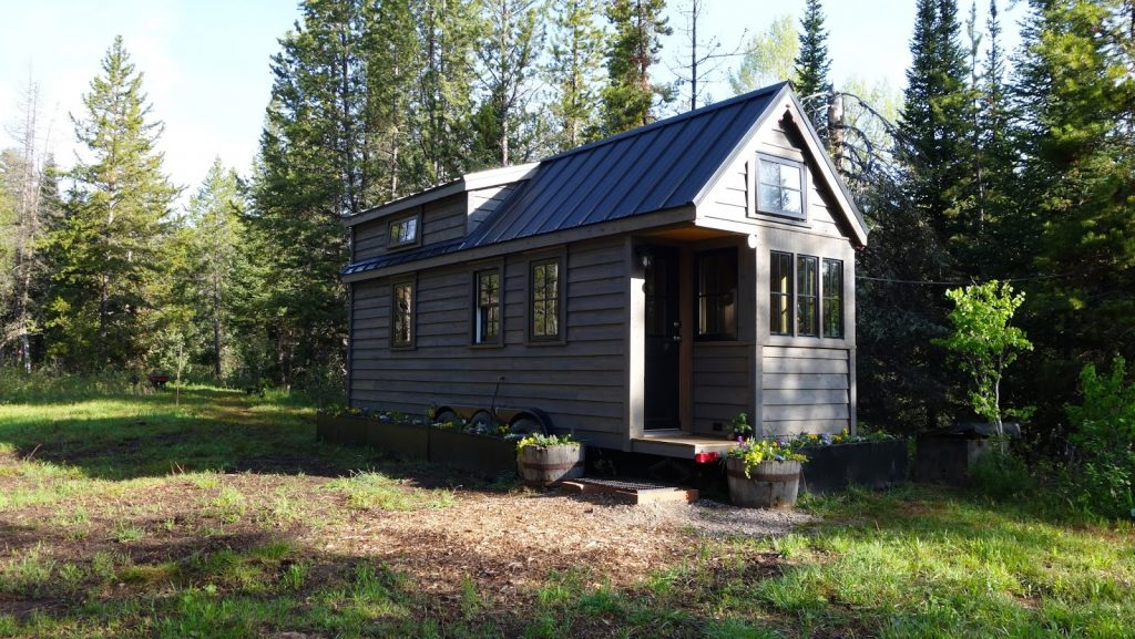 Wood cabin design ideas, tiny house