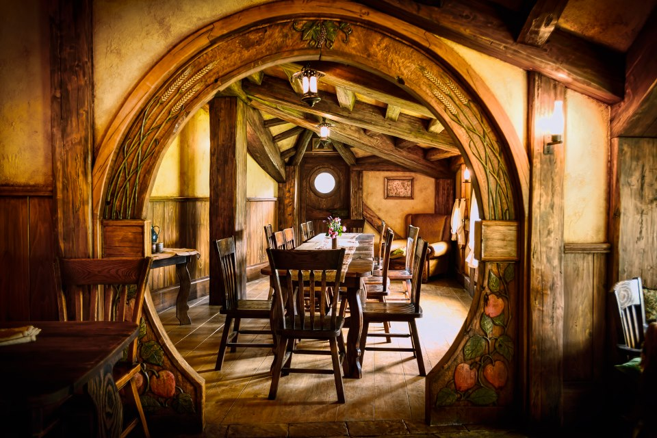 Hobbit houses are no longer just homes of fairytale creatures.