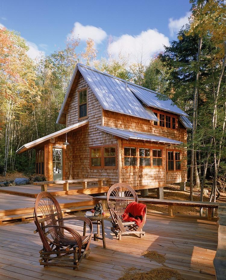 Maine Camp by Whitten Arhitects | Photo © Whitten Arhitects