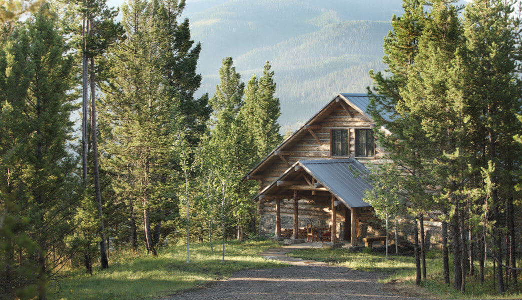 Moose Creek Lodge by Miller Architects | Photo © Miller Architects