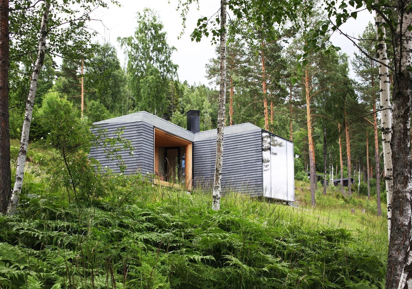 Cabin Norderhov by Atelier Oslo | Photo © Atelier Oslo