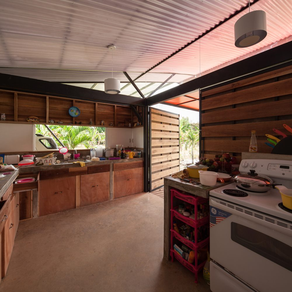 Multipurpose Room With Kitchen
