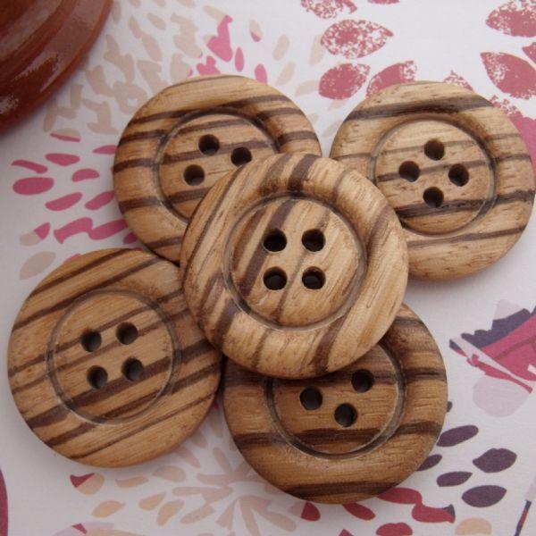 wood button design ideas