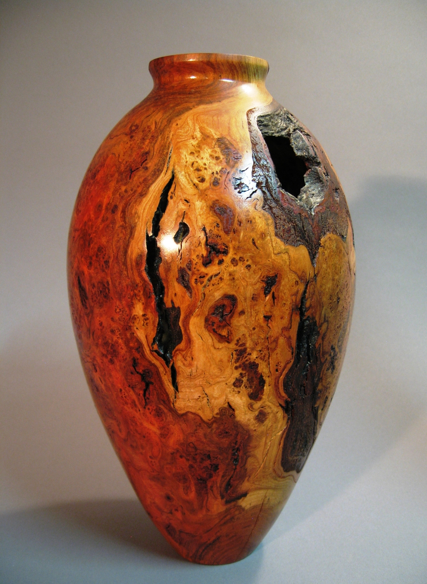 wood vase design ideas
