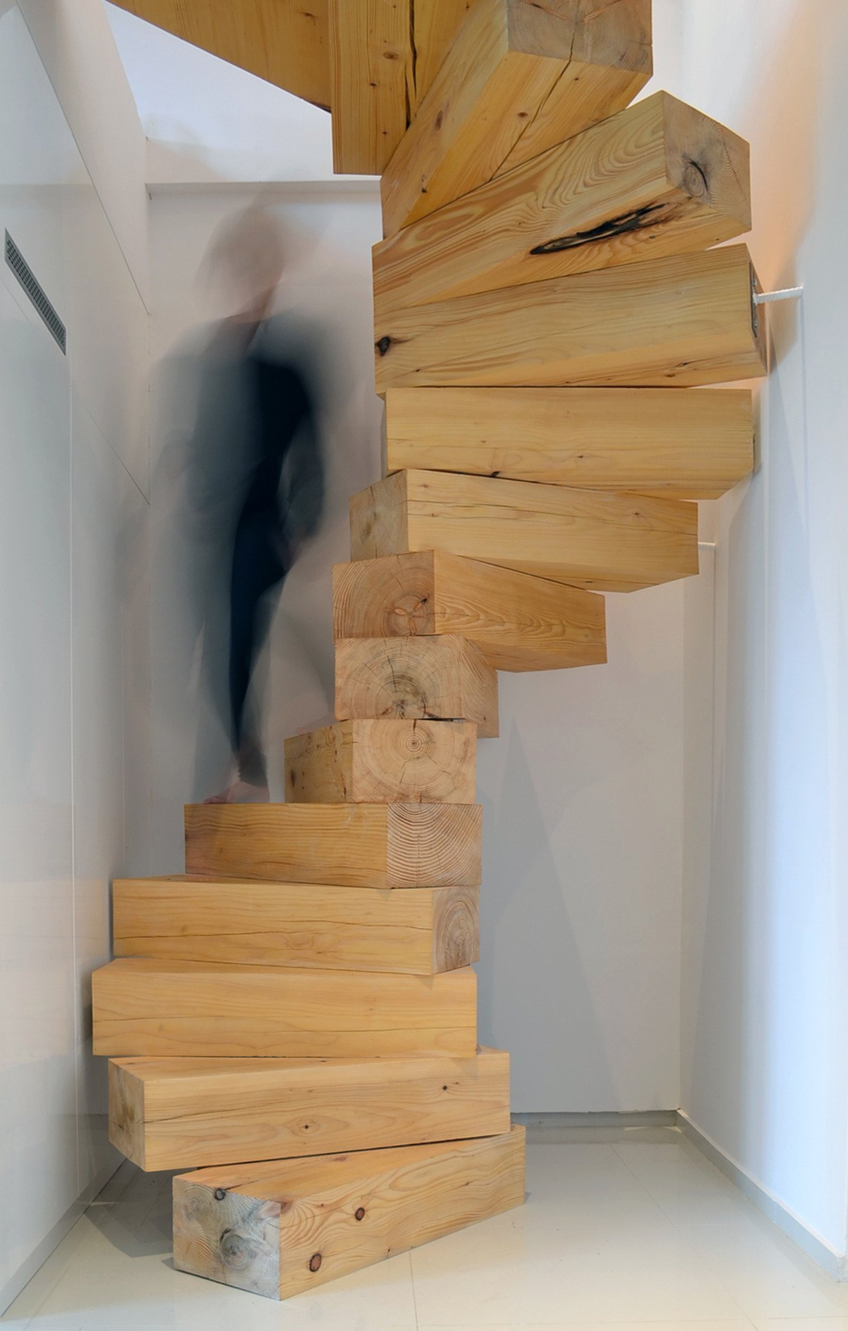 wood staircase design ideas