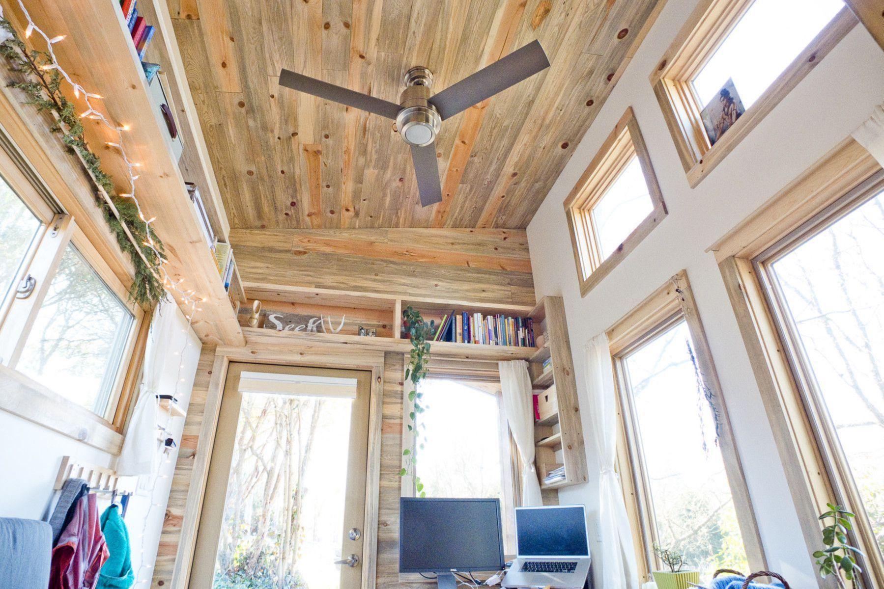 Alek Lisefski Tiny House next generation tiny house   woodz