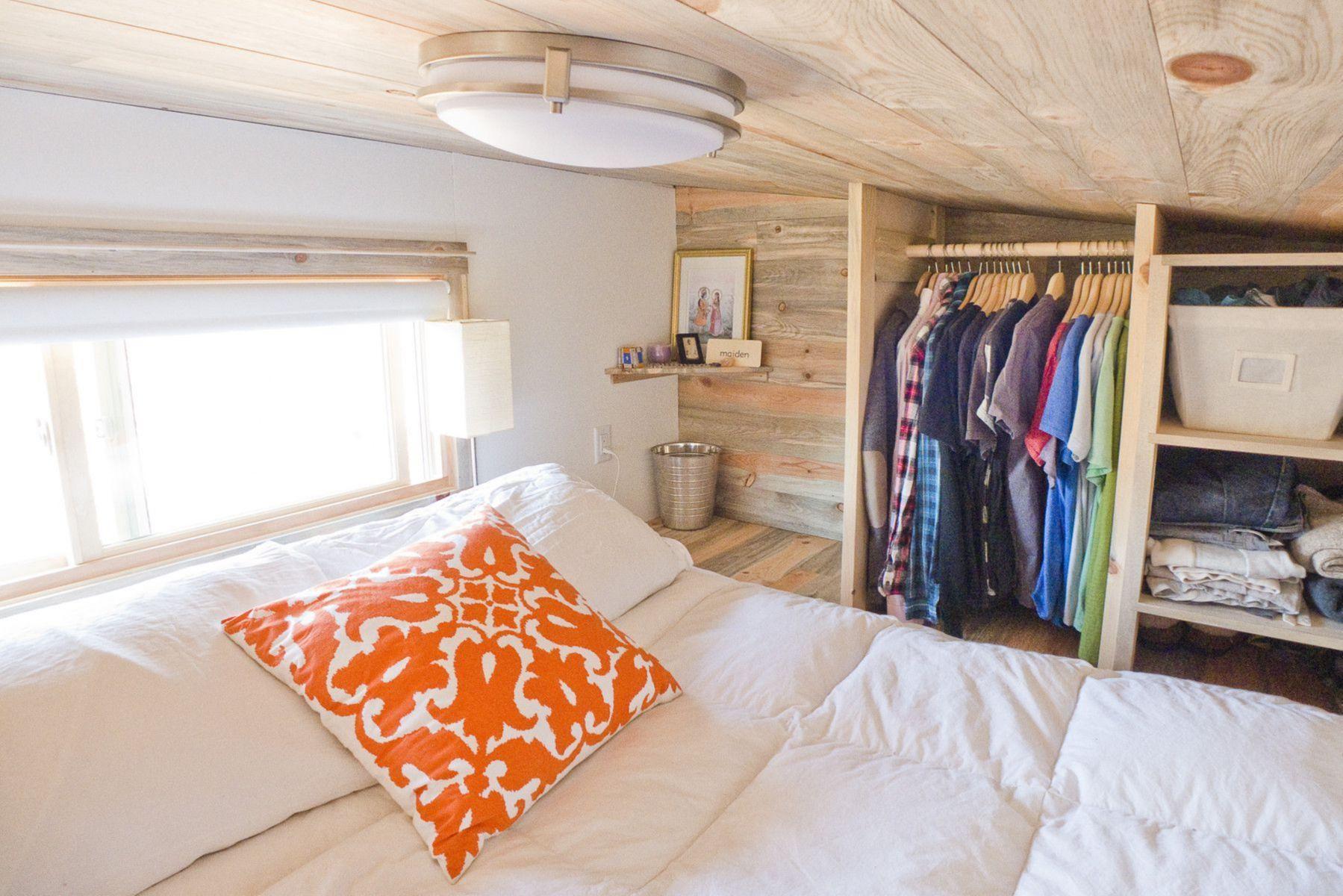Alek Lisefski Tiny House next generation tiny house | woodz