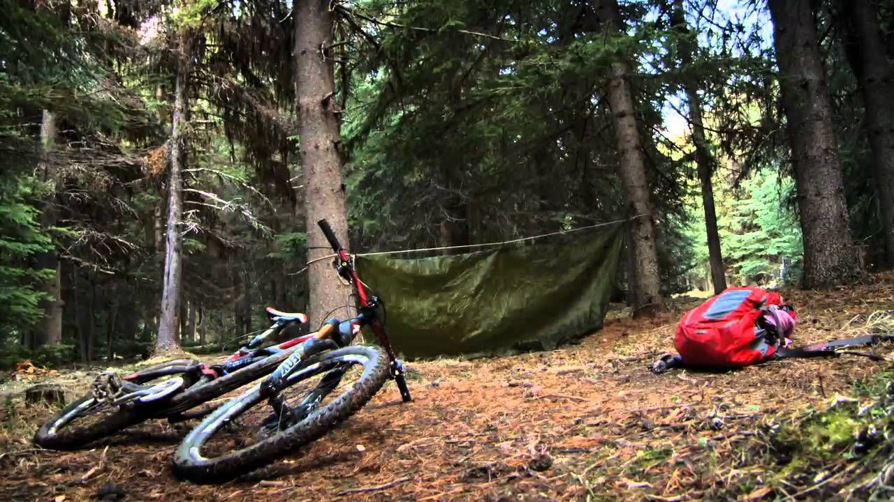 Keep Matt Hunter company on a solo (except for the grizzly bears) two day ride-adventure through the Canadian wilderness.