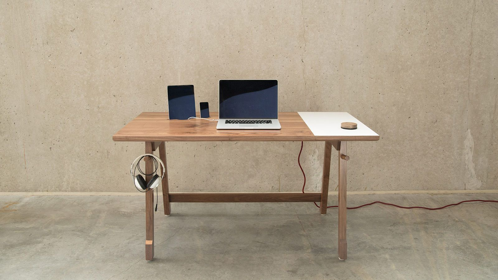 Created with one objective: to inspire and refine your personal workspace. Modeled after the traditional writing desk, it has been ...
