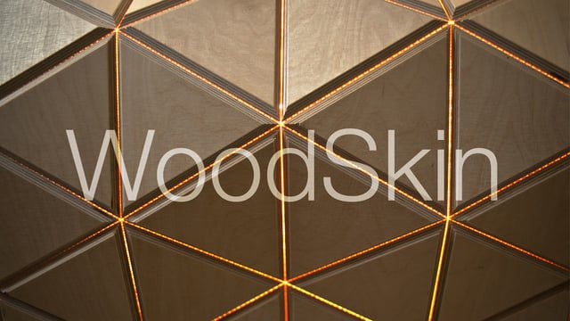 Wood-Skin® was developed as a reaction to the ever demanding blackberries of landscape design – a field advancing quickly in ...