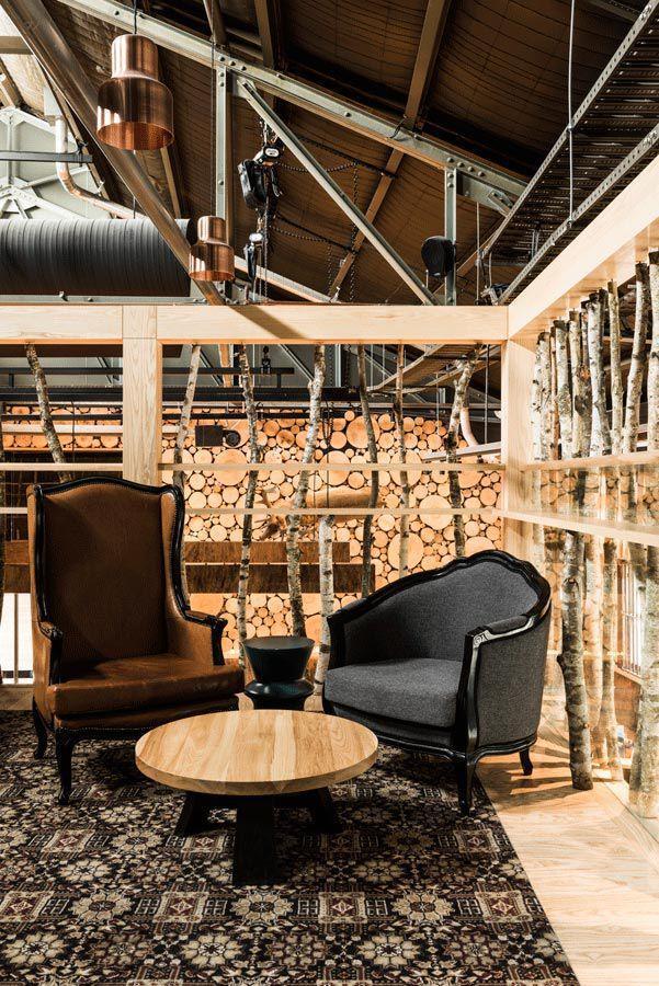 Munich brauhaus in australia woodz for Interior design munich
