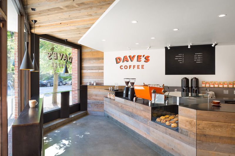 Daves coffee shop rhode island