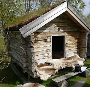 Sami storeroom