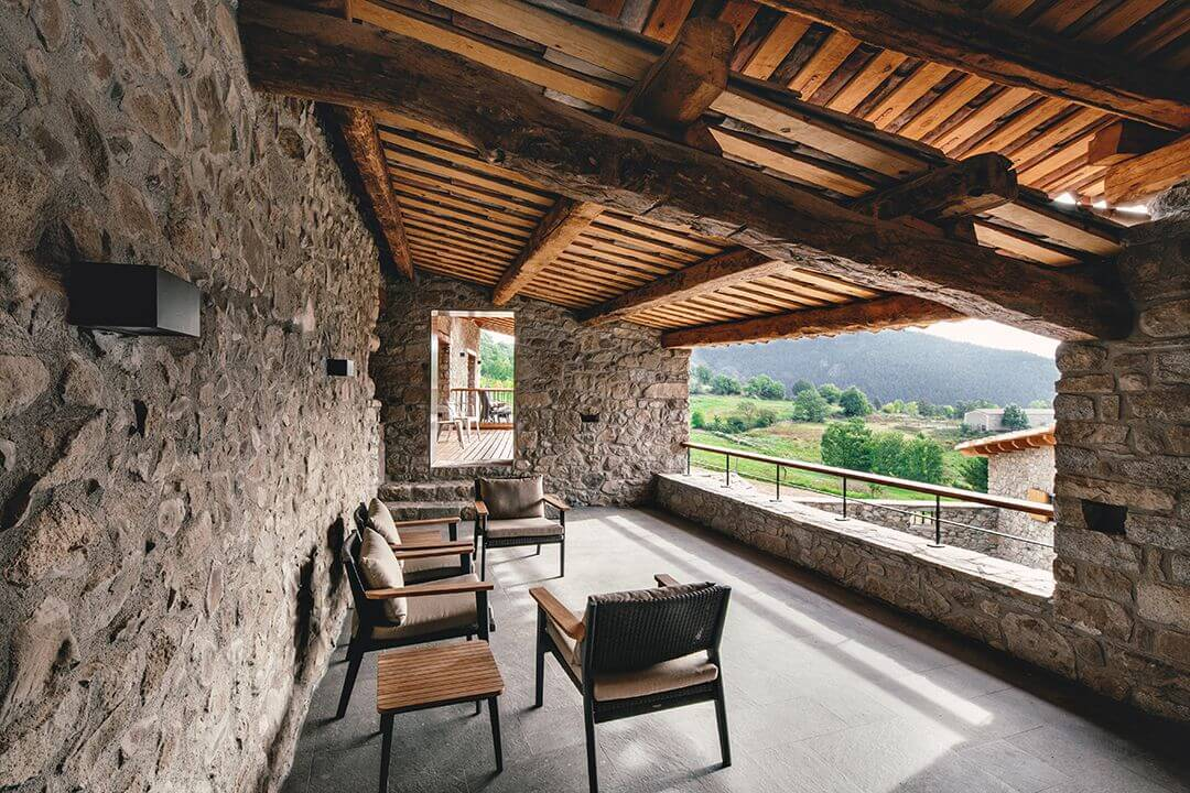 Wood interior Refurbishment in La Cerdanya