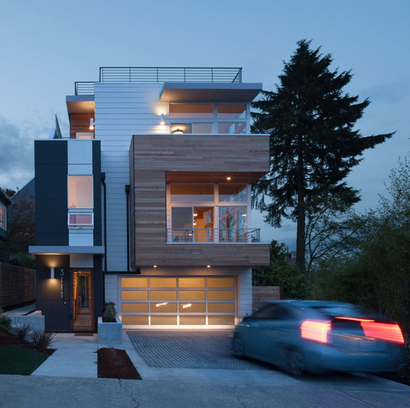 Leschi Dearborn House Lake Woodz