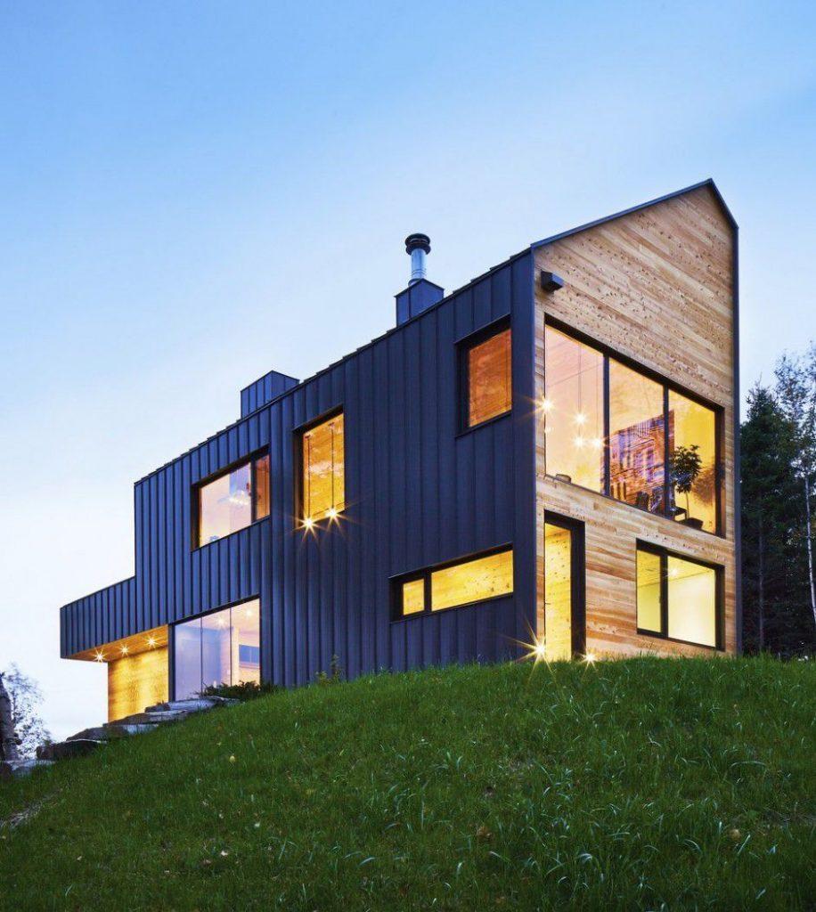 modern wooden Canada Architecture Woodz