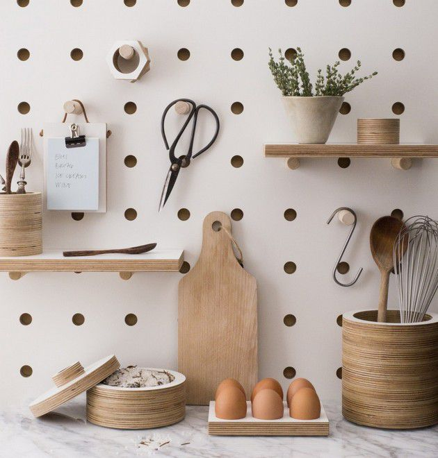 These wooden shelving ideas will give you lots of ideas how to utilize your space. They can be used in ...
