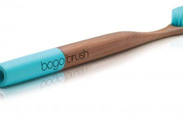 Bogobrush aims to not only produce a 100% biodegradable toothbrush but to help someone in need with their plan to ...