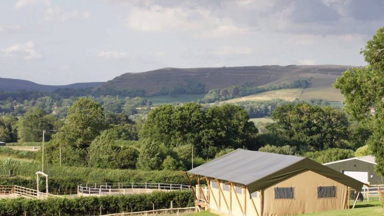 Sitting in the heart of an Area of Outstanding Natural Beauty in rural Dorset, Canvas Lodges are surrounded by the ...