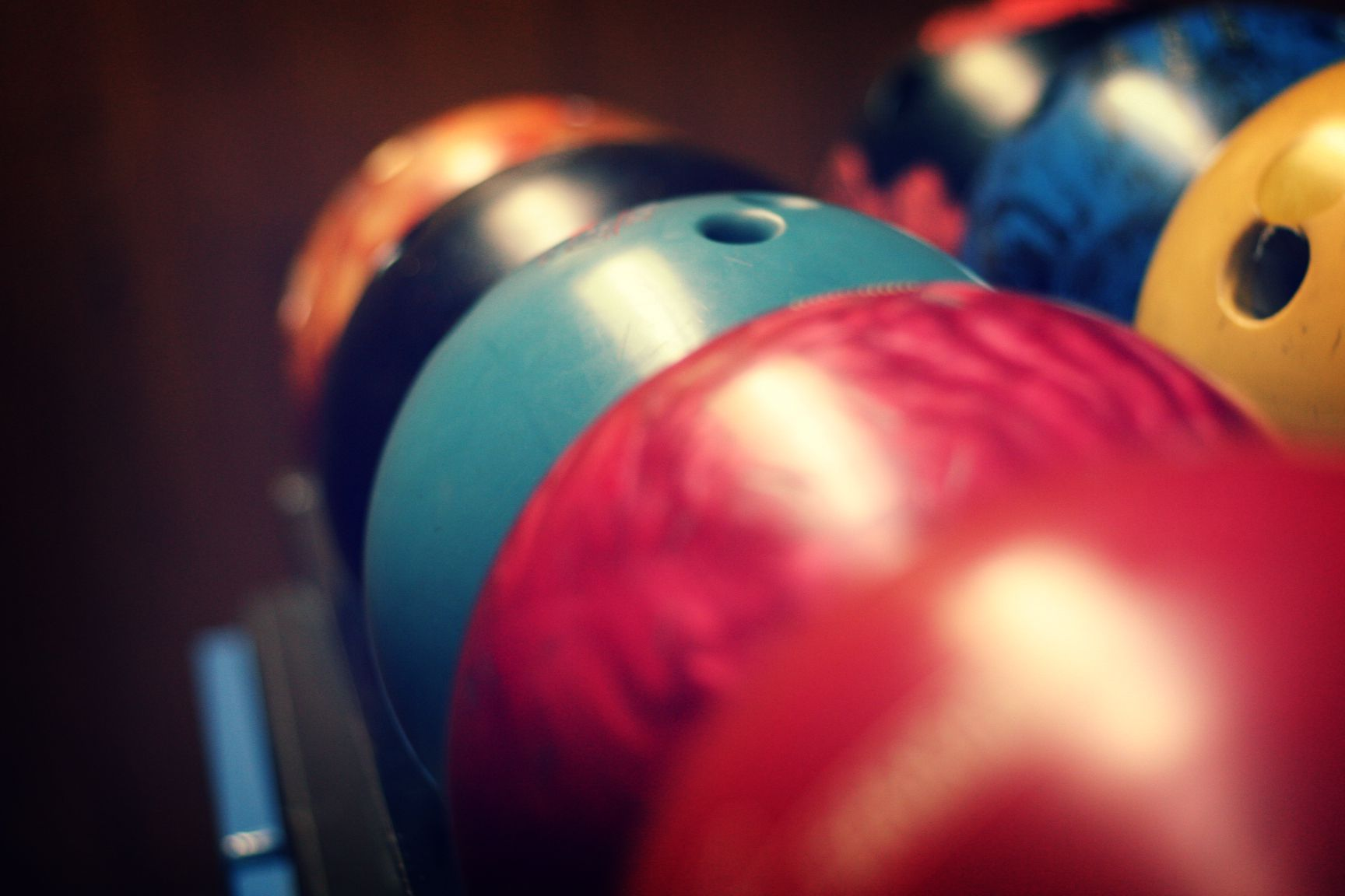 Would you like to learn something new? All you need is some wood and 16 spare bowling balls. Using just ...