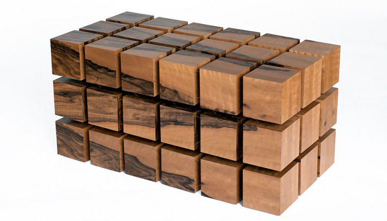 Rubiks Cube Like Coffe Table by RPR (1)