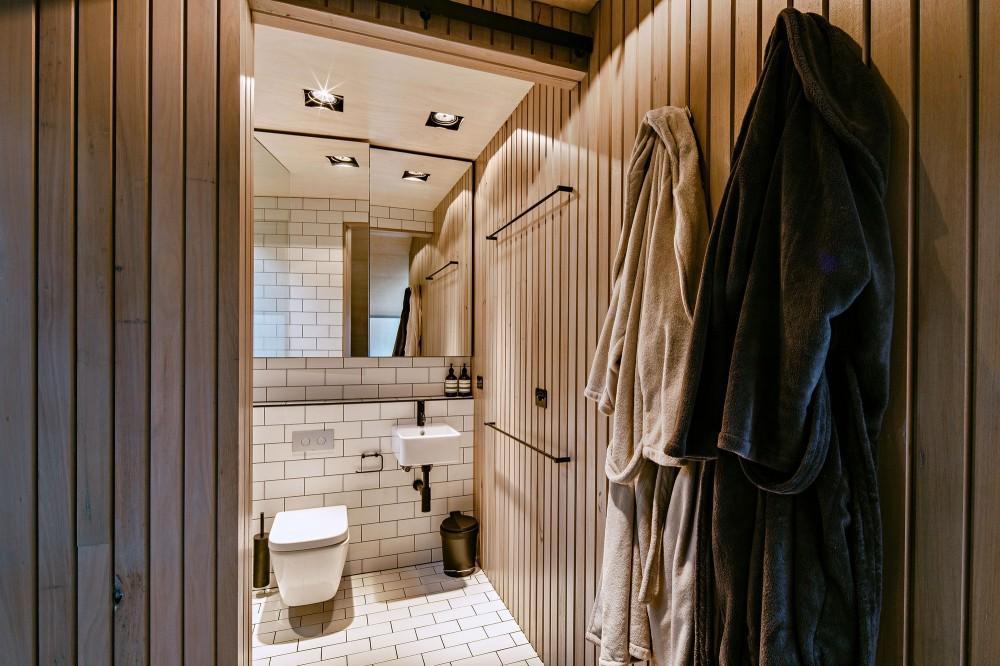Australia modern cabin pre-fabricated skeletal frame
